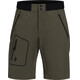 Peak Performance Light Softshell Shorts Men Terrain Green